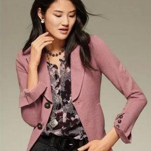 Cabi Applaud Pink Quartz Blazer Jacket